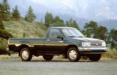 1995 Toyota T100 Regular Cab Pricing Ratings Expert Review