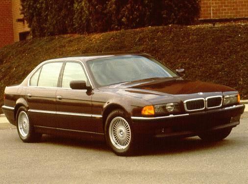 Used 1996 Bmw 7 Series 750il Sedan 4d Prices Kelley Blue Book
