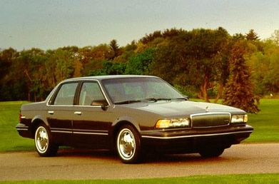 1996 buick century pricing ratings expert review. Black Bedroom Furniture Sets. Home Design Ideas
