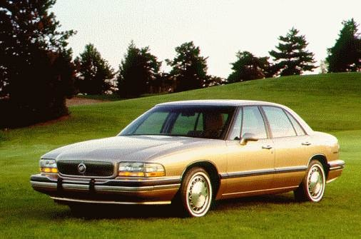 96 1996 Buick Skylark owners manual