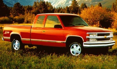 1996 Chevrolet 1500 Extended Cab Pricing Reviews Ratings