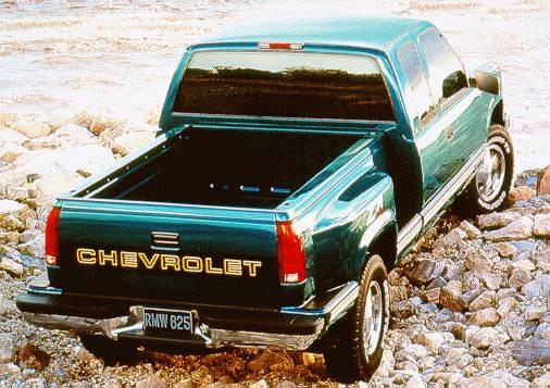 1996 Chevrolet 1500 Extended Cab Pricing Ratings Expert Review
