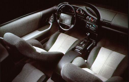 1996 Chevrolet Camaro   Pricing, Ratings, Expert Review