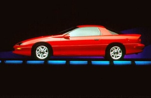 1996 Chevrolet Camaro Values Cars For Sale Kelley Blue Book