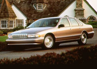 1996 Chevrolet Caprice Classic | Pricing, Ratings, Expert