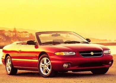Used 1996 Chrysler Sebring Values Cars For Sale Kelley Blue Book