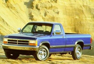 Dodge Dakota Regular Cab Frontside Dtdkr X on 1993 Dodge Dakota Value