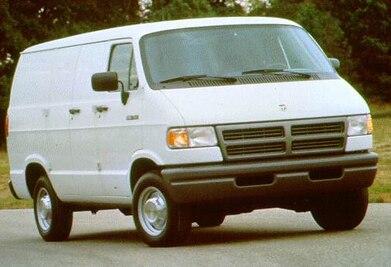 1996 Dodge Ram Van 2500 | Pricing, Ratings, Expert Review