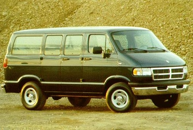 Used 1996 Dodge Ram Wagon 1500 Values
