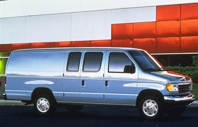 1996 Ford Econoline E150 Cargo | Pricing, Ratings, Expert