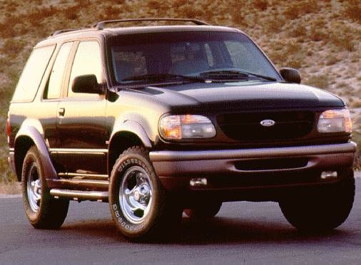 1996 Ford Explorer | Pricing, Ratings, Expert Review | Kelley Blue Book