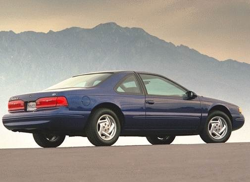 1996 Ford Thunderbird Pricing Ratings Expert Review Kelley