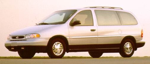 1996 Ford Windstar Passenger | Pricing, Ratings, Expert Review