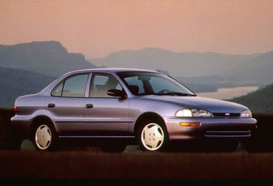 Car Payment Calculator Kbb >> 1996 Geo Prizm Pricing Ratings Expert Review Kelley