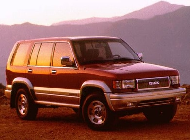 1996 Isuzu Trooper | Pricing, Ratings, Expert Review