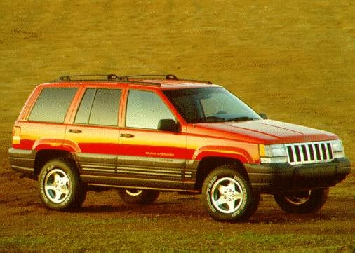 1996 Jeep Grand Cherokee   Pricing, Ratings, Expert Review