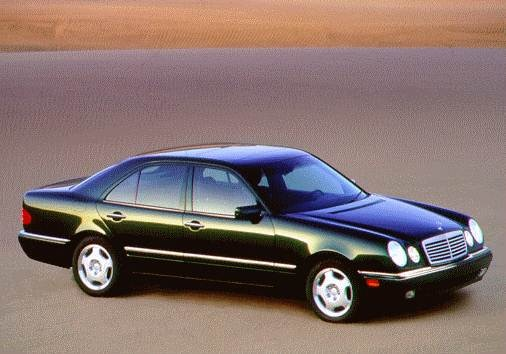 1996 Mercedes-Benz E-Class   Pricing, Ratings, Expert Review