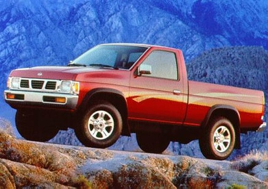 1996 Nissan Regular Cab | Pricing, Ratings, Expert Review