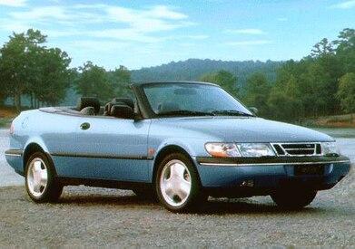 Used 1996 Saab 900