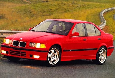 Used 1997 Bmw M3 Values Amp Cars For Sale Kelley Blue Book
