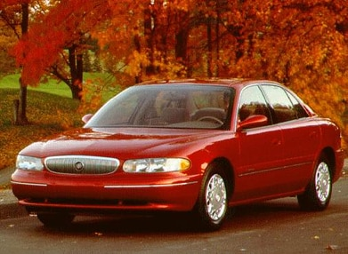 Used 1997 Buick Century Values Cars For Sale Kelley Blue Book