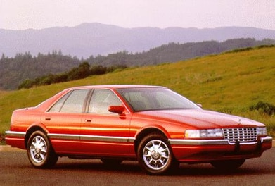 1997 Cadillac Seville Prices, Reviews & Pictures | Kelley ...