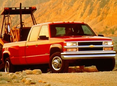 1997 Chevrolet 3500 Crew Cab | Pricing, Ratings, Expert