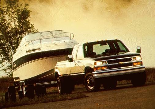 1997 Chevrolet 3500 Extended Cab   Pricing, Ratings, Expert