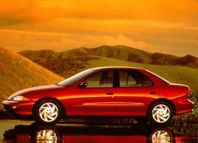 1997 Chevrolet Cavalier Pricing Reviews Ratings Kelley