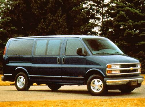 1997 Chevrolet Express 1500 Passenger | Pricing, Ratings