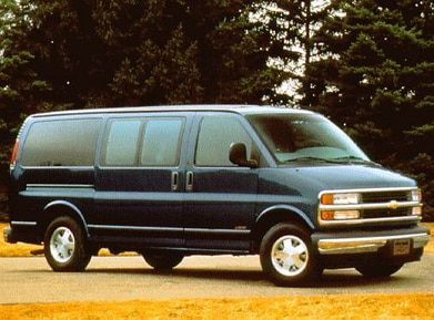 Used 1997 Chevrolet Express 1500 Passenger Values Cars For Sale