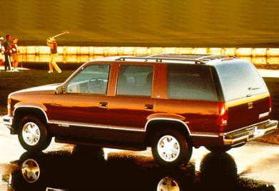 1997 Chevrolet Tahoe Pricing Reviews Ratings Kelley