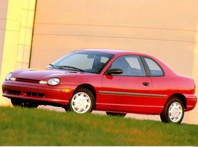 1997 Dodge Neon | Pricing, Ratings, Expert Review | Kelley