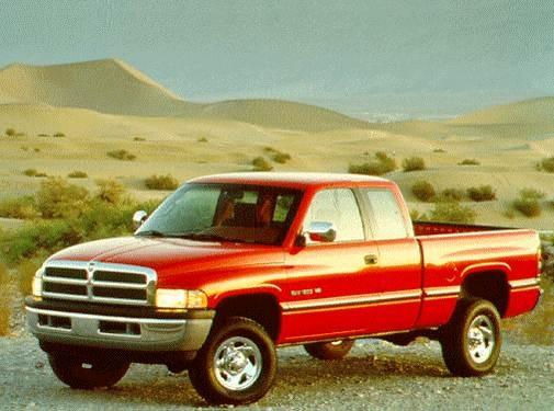 1997 Dodge Ram 1500 Club Cab   Pricing, Ratings, Expert Review