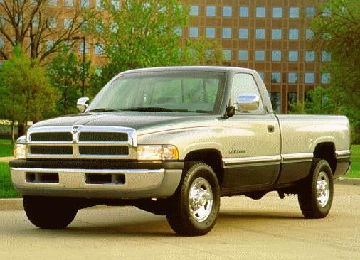 1997 Dodge Ram 2500 Values Cars For Sale Kelley Blue Book
