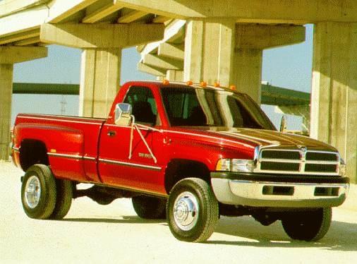1997 Dodge Ram 3500 Regular Cab   Pricing, Ratings, Expert Review