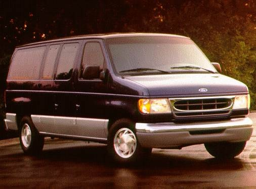 1997 Ford Club Wagon   Pricing, Ratings, Expert Review