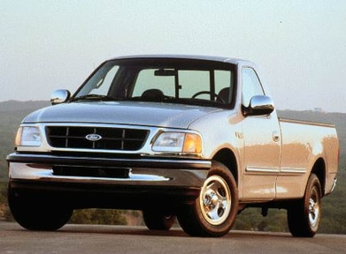 1997 Ford F150 Regular Cab | Pricing, Ratings, Expert Review