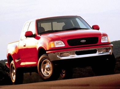 1997 Ford F150 Super Cab | Pricing, Ratings, Expert Review