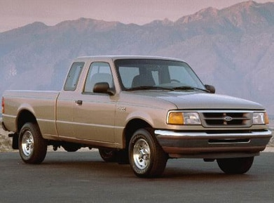 1997 Ford Ranger Super Cab | Pricing, Ratings, Expert Review