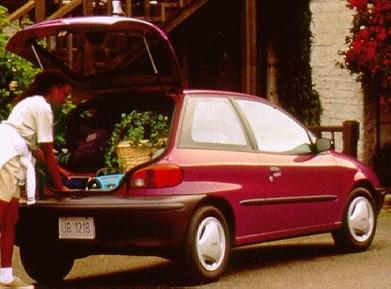 Kelley Blue Book Used Cars Trade In Value >> 1997 Geo Metro | Pricing, Ratings, Expert Review | Kelley ...