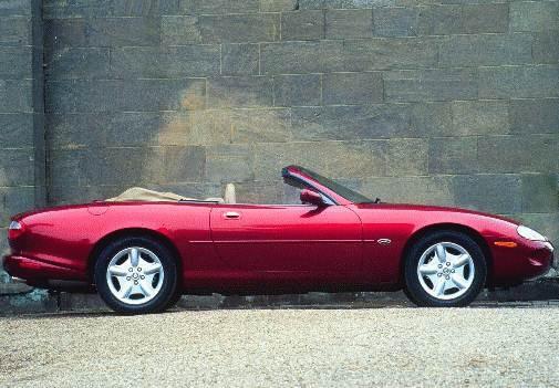 1997 Jaguar XK   Pricing, Ratings, Expert Review   Kelley