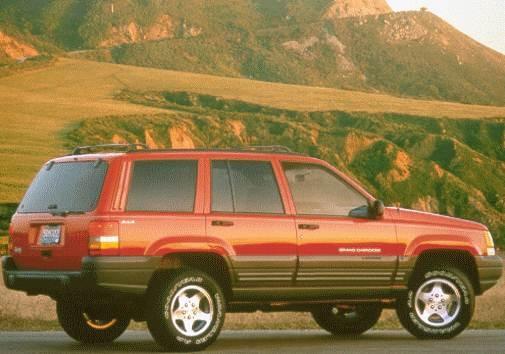1997 Jeep Grand Cherokee   Pricing, Ratings, Expert Review   Kelley