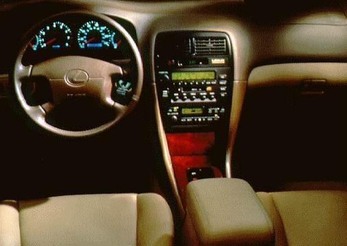 1997 Lexus ES | Pricing, Ratings, Expert Review | Kelley