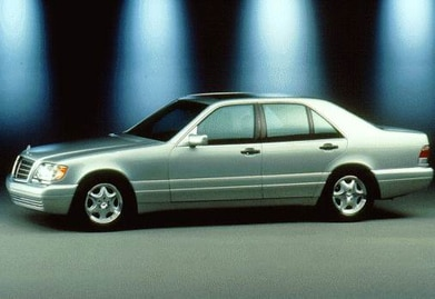 1997 Mercedes-Benz S-Class Pricing, Reviews & Ratings