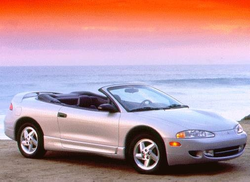 used 1997 mitsubishi eclipse gs spyder convertible 2d prices kelley blue book used 1997 mitsubishi eclipse gs spyder