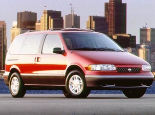 used 1997 nissan quest gxe minivan prices kelley blue book used 1997 nissan quest gxe minivan