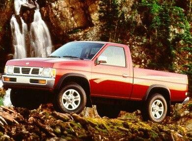 1997 Nissan Regular Cab Pricing Reviews Ratings Kelley