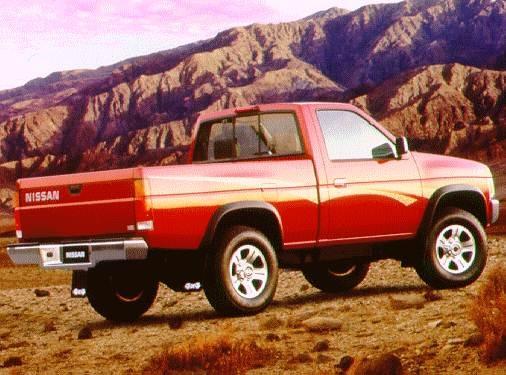 1997 Nissan Regular Cab   Pricing, Ratings, Expert Review