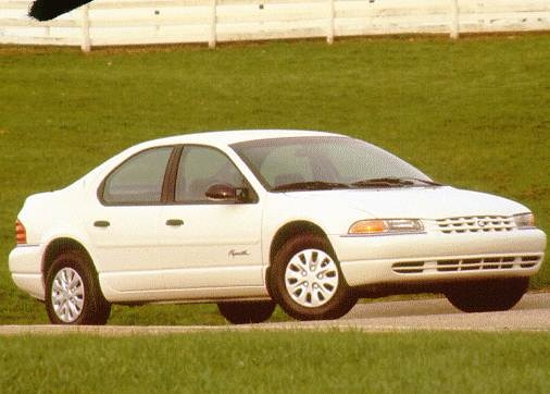 1997 Plymouth Breeze Values Cars For Sale Kelley Blue Book